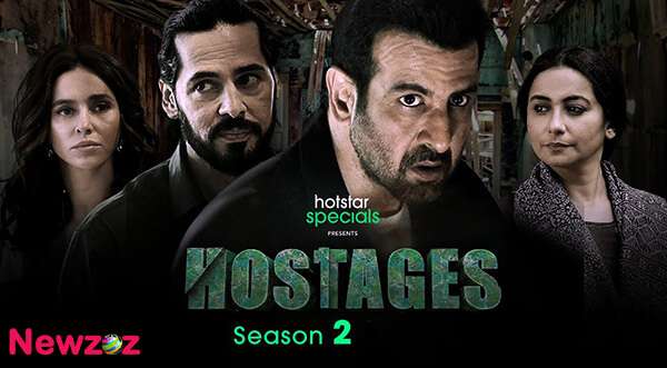 Hostages Season 2 Cast