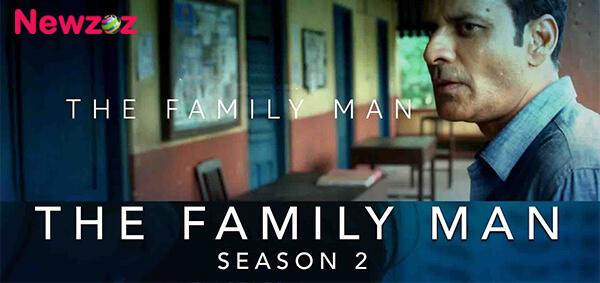The Family Man Season 2 Cast